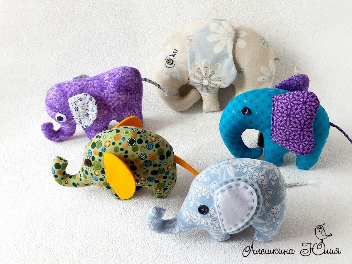 Слоны. 5.