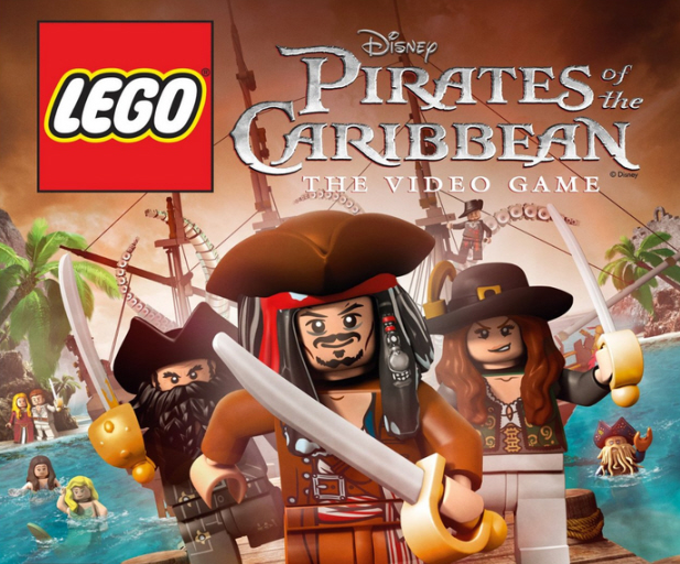 Lego Pirates of the Caribbean Game Free Download