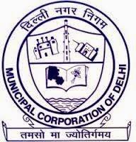 MCD Vacancy 2014