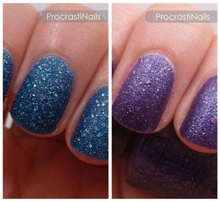 Swatch-It Sunday: Mariah Carey Collection Liquid Sands Ft. Get Your ...