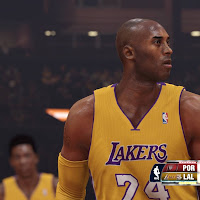 Black Mamba #KB24 in NBA 2k14