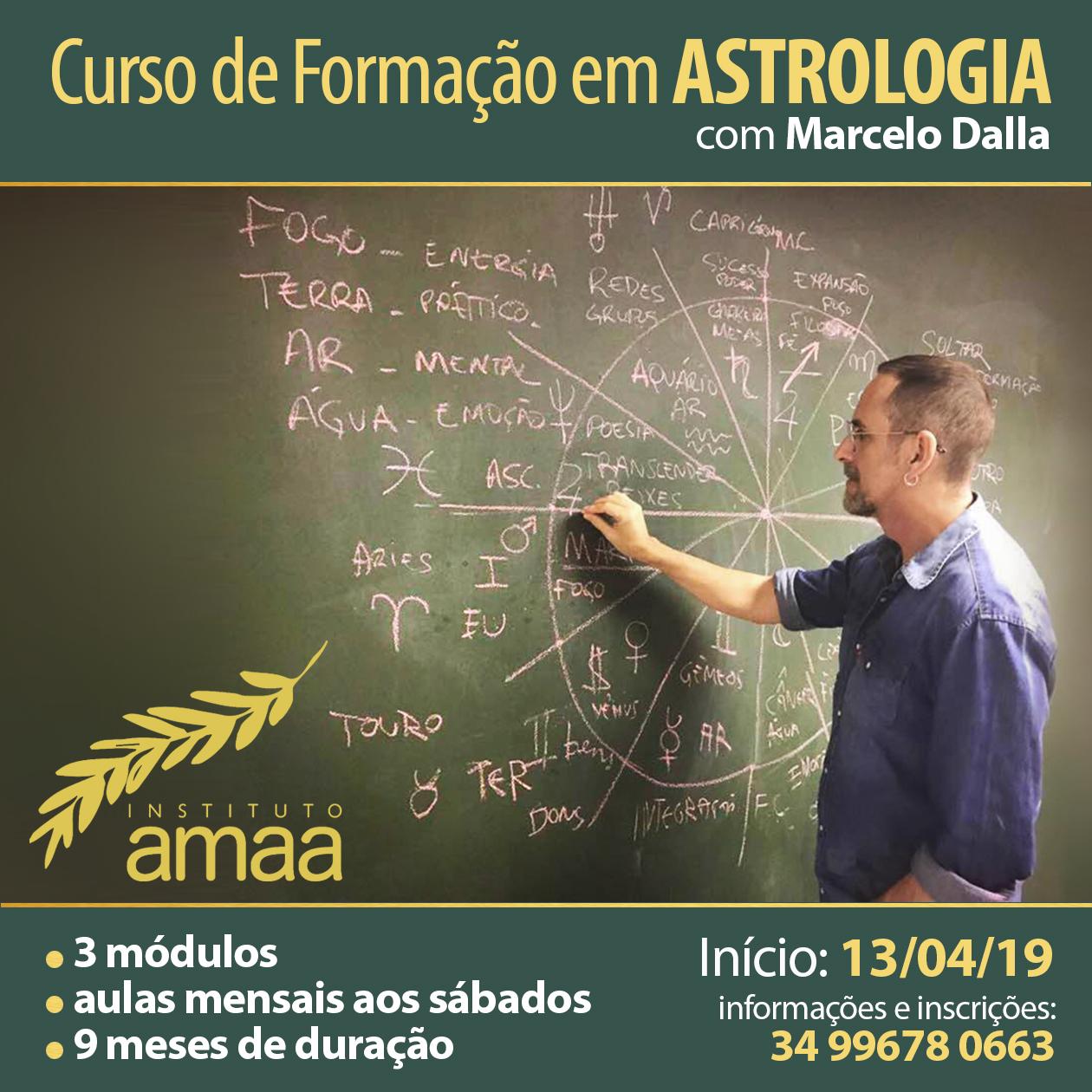 CURSO DE ASTROLOGIA EM UBERLÂNDIA