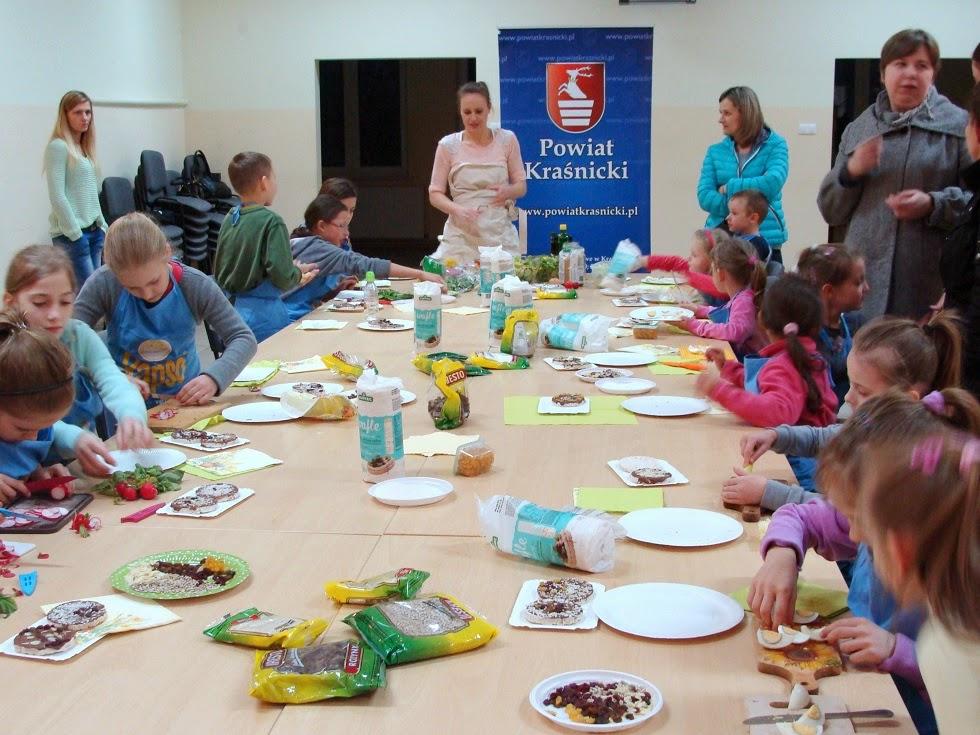 Wielkanocne warsztaty kulinarne dla dzieci