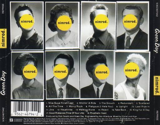 il ventaglio di piume: Green Day: la storia dietro le ...