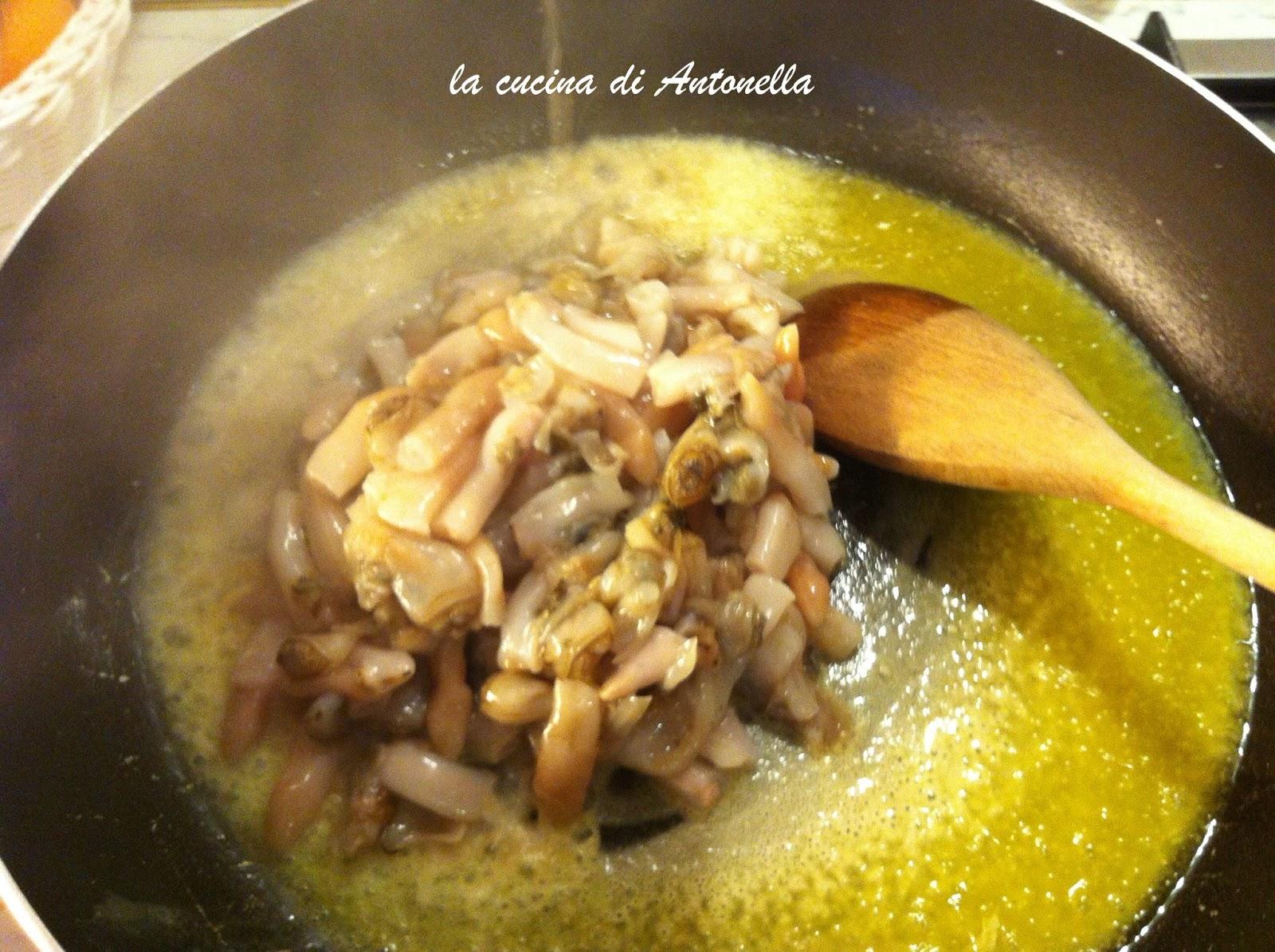 Capelonghe in boreto alla graisana da la cucina di - La cucina di antonella ...