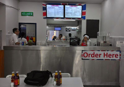 Union Jacks Best of British Fish and Chips