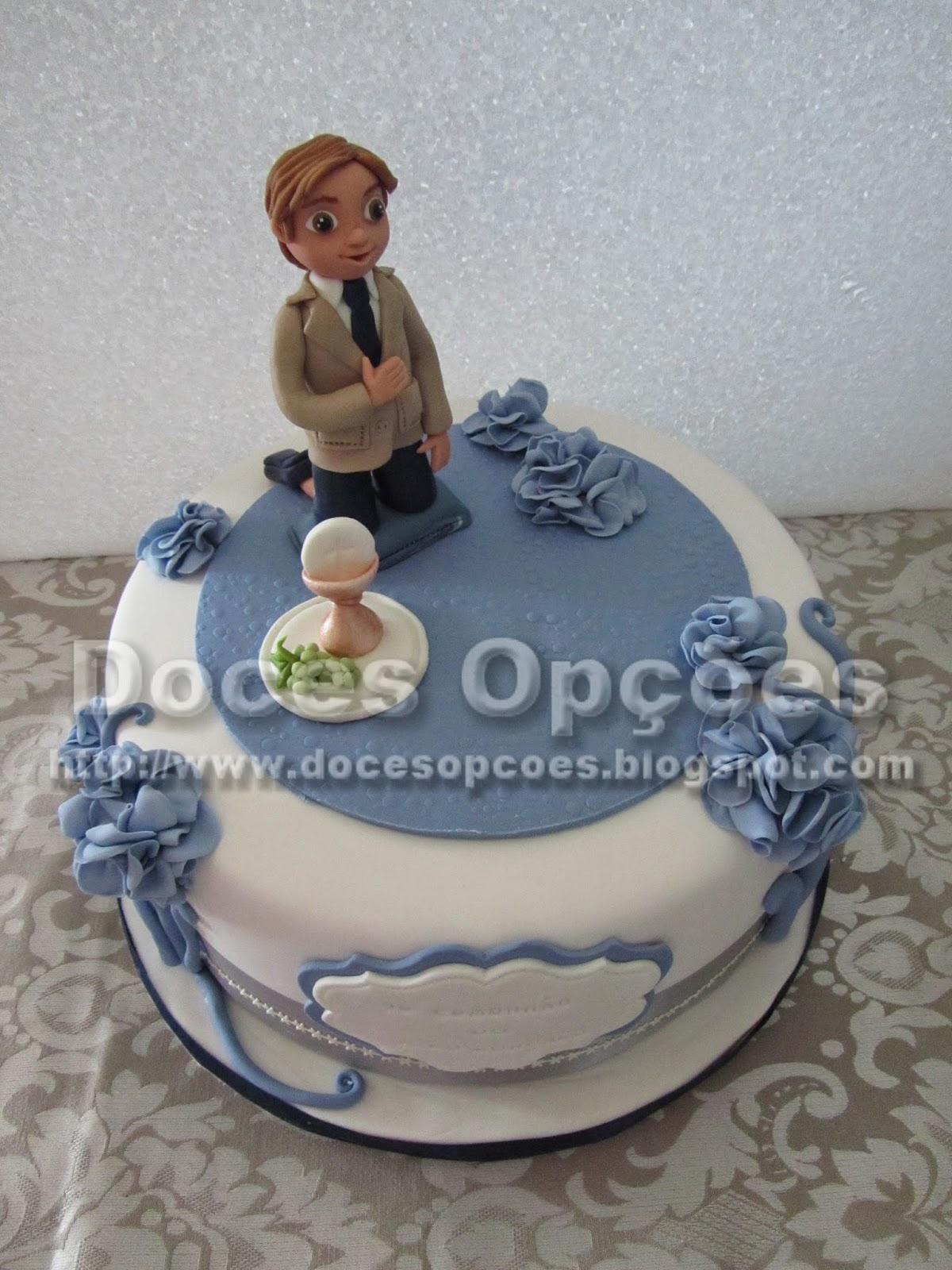 bolo 1ª comunhão bragança