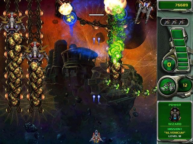 Star Defender 6 Game  Full Version