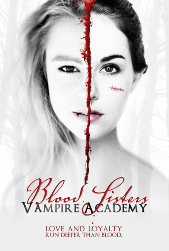 Vampire Academy Blood Sisters