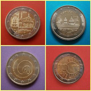 2 Euros 2013