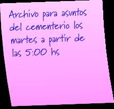 ARCHIVO CEMENTERIO