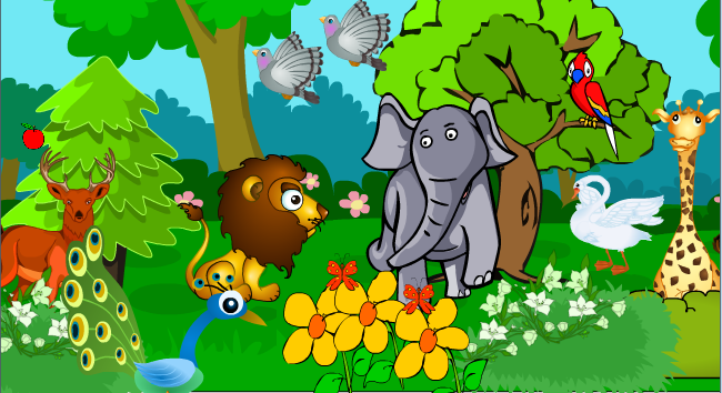 the story of adam and eve bible stories for children 2 - Pictures For Children