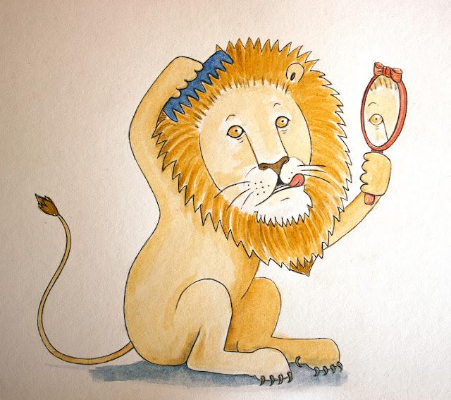 lion leon yara dutra
