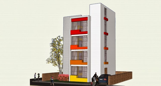 Home plans in india buy home plans online in indian for Apartment design standards india
