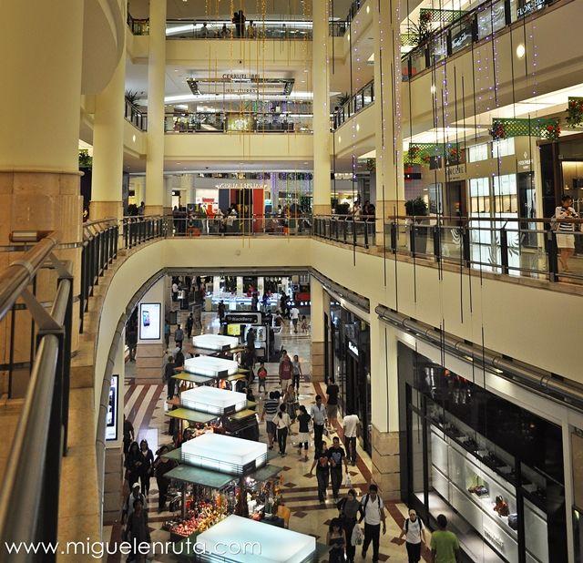Torres-Petronas-tiendas