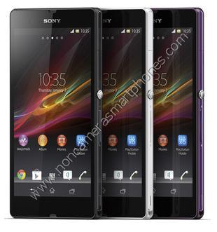 Sony Xperia Z Android Smartphone Photos & Images Review.