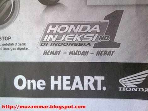 Naiknya harga BBM jadi kesempatan bagi Honda?