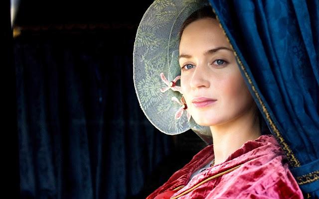 Beautiful Actress Emily Blunt