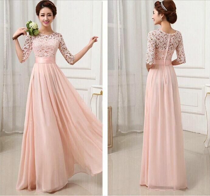 Les robes des femmes voilees