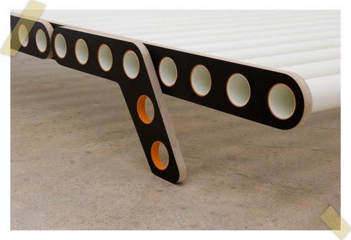 Los muebles del suizo Nicola Enrico Stäubli son como las famosas