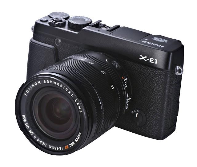 Fotografia della Fuji X-E1