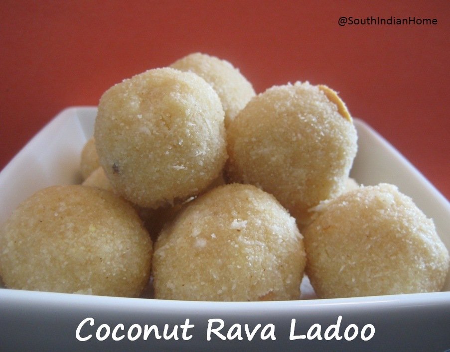 ... coconut.This was a different recipe with coconut and less ghee.Tried