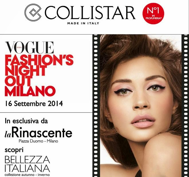 EVENTI vfno 2014 milano vogue fashion night out