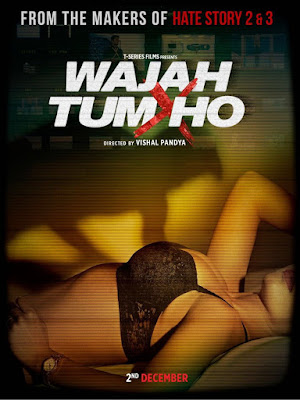 Poster Of Bollywood Movie Wajah Tum Ho (2016) 100MB Compressed Small Size Mobile Movie Free Download exp3rto.com