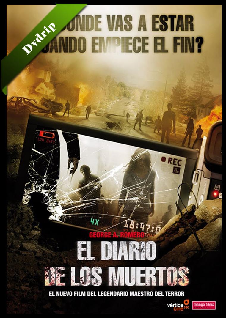 El Diario De Los Muertos Dvdrip Castellano 2007