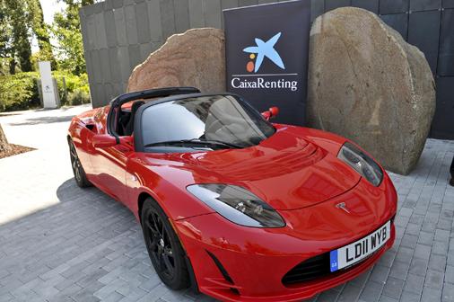 CaixaRenting convida a 250 clients a provar vehicles híbrids i elèctrics