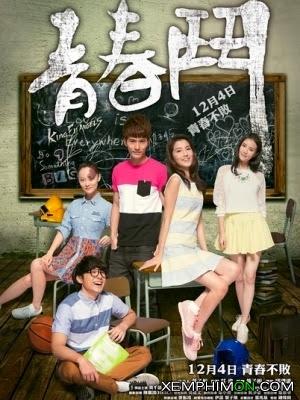 Phim Tinh Võ Thanh Xuân-Kung Fu Angels