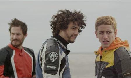 """Cena do filme """"Praia do Futuro"""""""