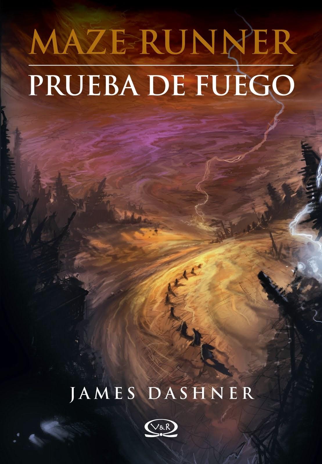 Reseña: Prueba de fuego de James Dashner