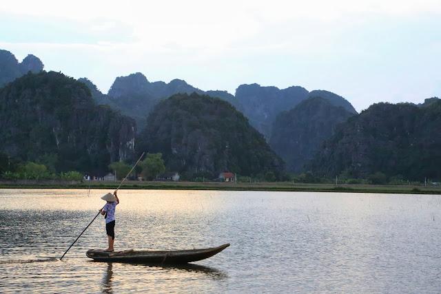 VIETNAM: Paseo en moto por Ninh Binh