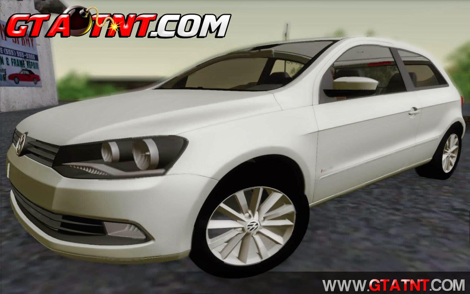 Volkswagen Gol G6 Itrend 8V 4p 2014 para GTA San Andreas