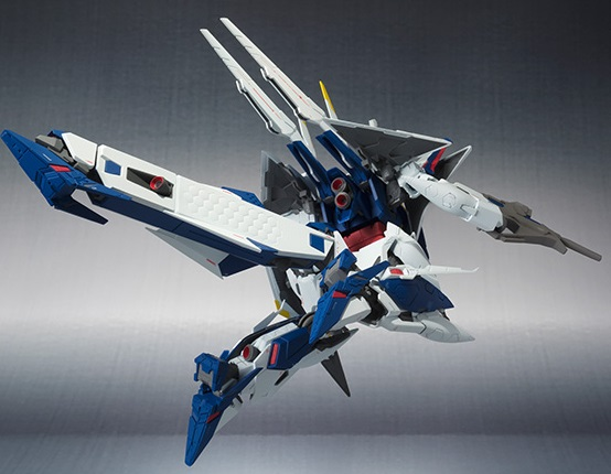 Robot Damashii (Side MS) Xi Gundam Missle Pod Equipment Marking Plus Version