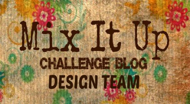 Design Team for Mix It Up Challenge Blog