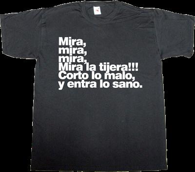 APM? Alguna Pregunta Més? fun scissor t-shirt ephemeral-t-shirts