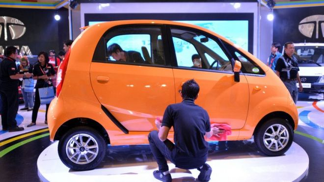 Tata Motors Nano sheds its people's car image