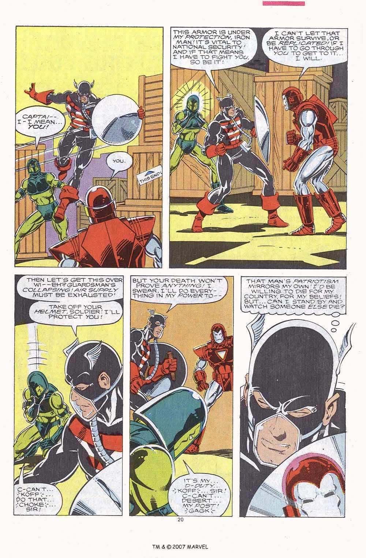 Captain America (1968) Issue #339b #269 - English 29