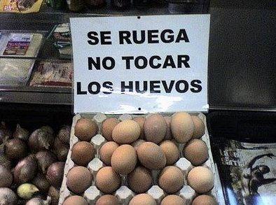 Carteles y afiches graciosos  No-tocar-los-huevos%255B1%255D
