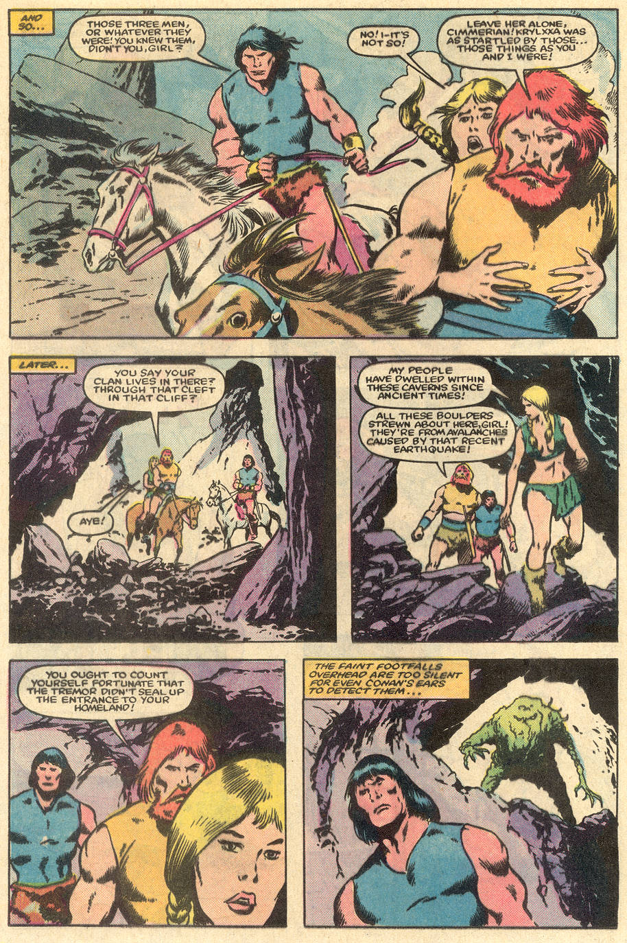 Conan the Barbarian (1970) Issue #163 #175 - English 15