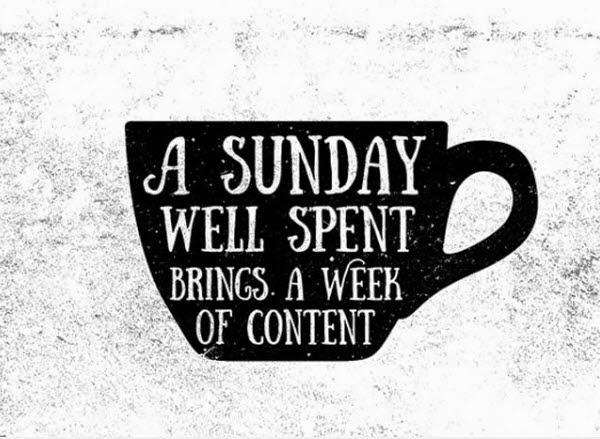Sunday / Free font