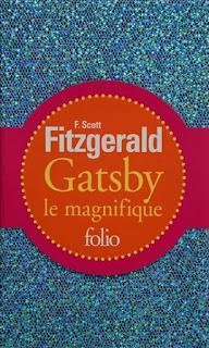 Couverture Gatsby le Magnifique
