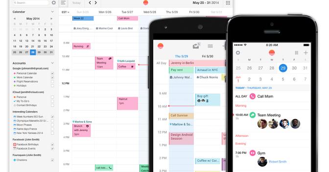 從時間管理情境推薦 8 款 Android 行事曆 App 比一比