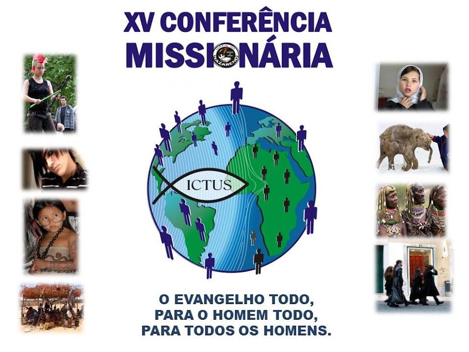 Missões Nazarenas Internacionais - Igreja  do Nazareno na Tamarineira