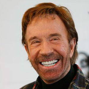 near their capital after 1980s US action film and TV star Chuck Norris