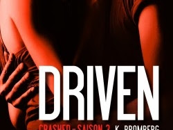 The Driven, tome 3 : Crashed de Kay Bromberg