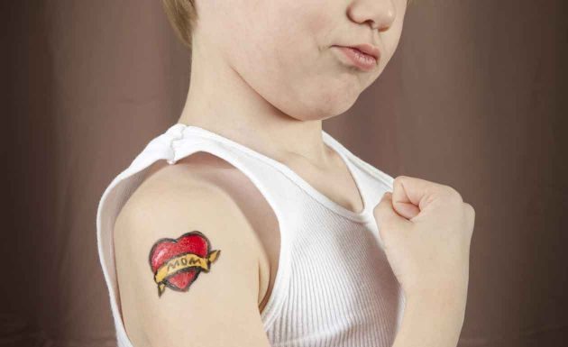 Tatuajes en los adolescentes - aboutespanolcom