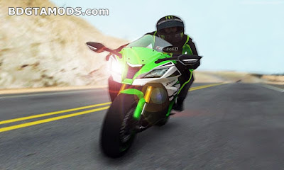 GTA SA - ZX-10R 2015 30th anniversary edition